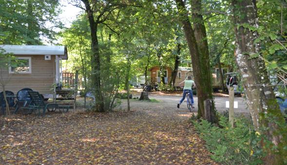 3-star campsite Dordogne