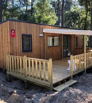 camping en dordogne avec locatif 3 chambres
